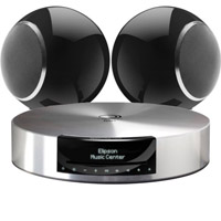 Elipson Music System MC 1L hgh gloss black