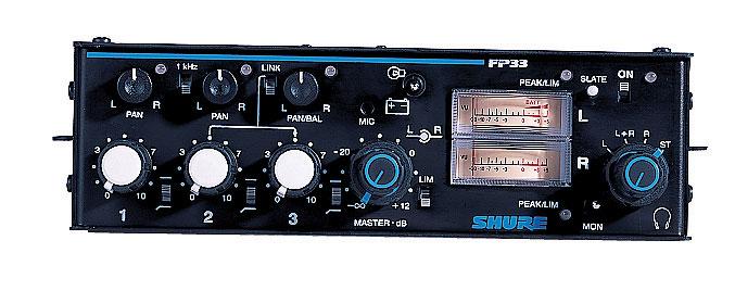 Shure FP33