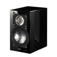ELAC BS 243 High Gloss Black