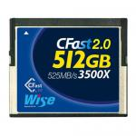Wise CFA-5120 512GB CFast 2.0