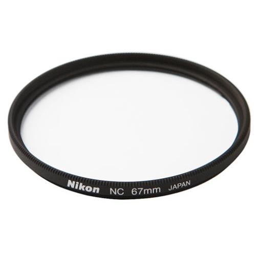Защитный нейтральный фильтр Nikon 67mm NC