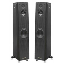 Sonus Faber Toy Tower Black leather