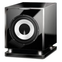 Quadral Sub 700 DV activ, gloss black