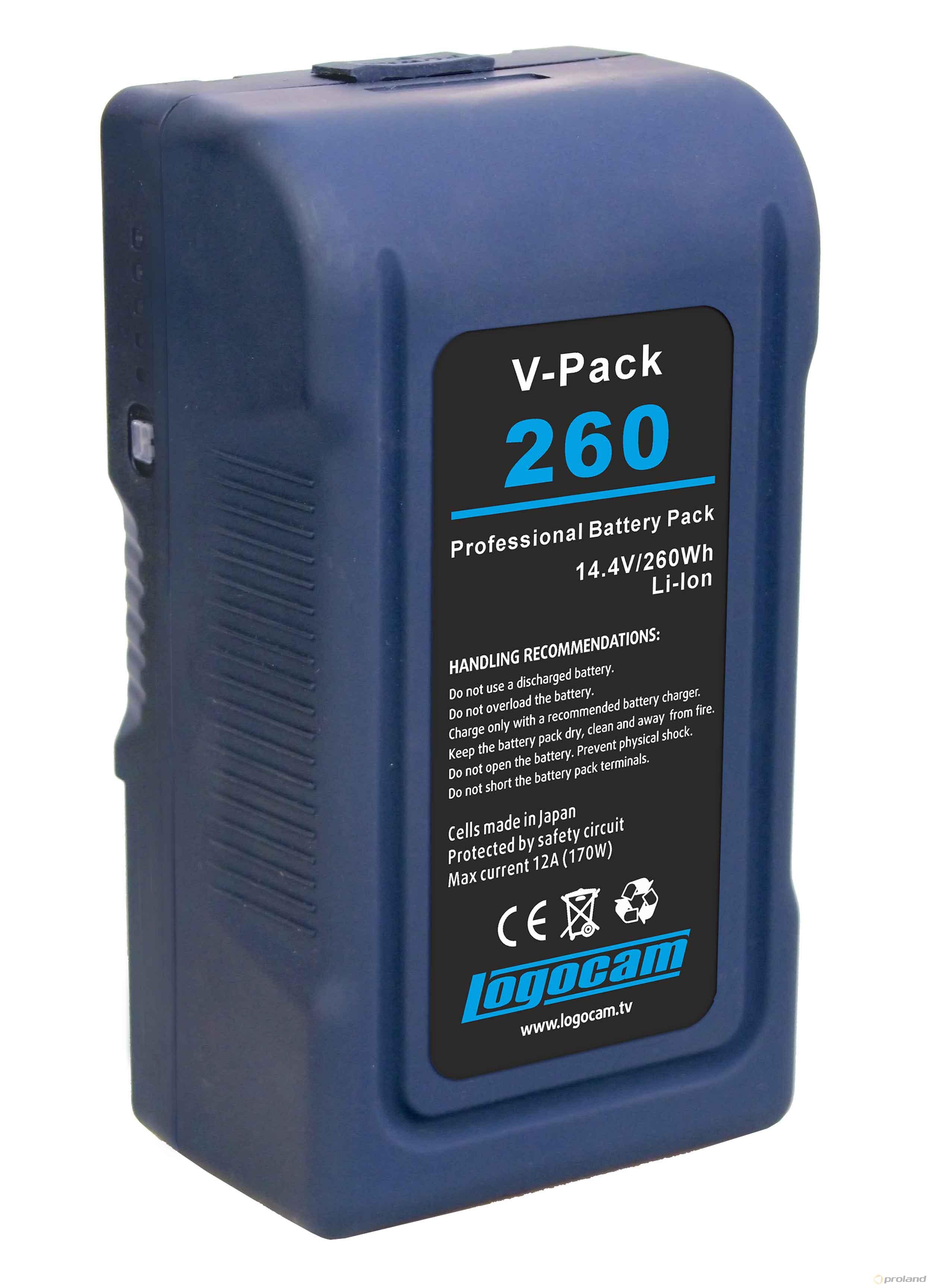 Logocam V-Pack 260