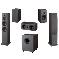 ELAC FS-58 Set 5.1Graphite