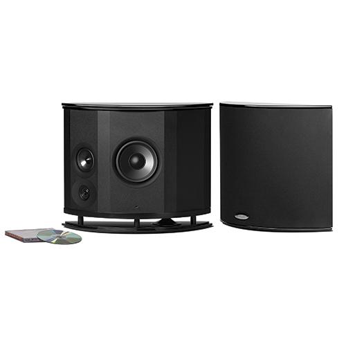 Polk Audio LSiM 702 f/x black gloss