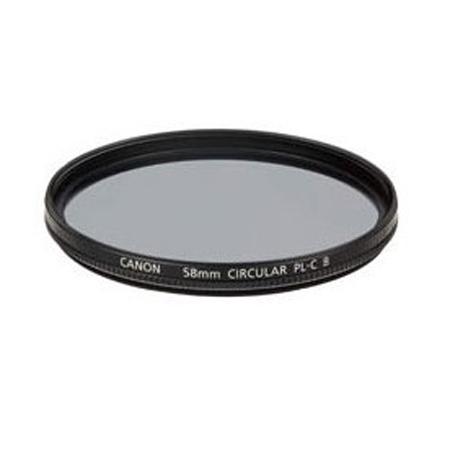 Canon 58mm Circular Polarizer PL-CB