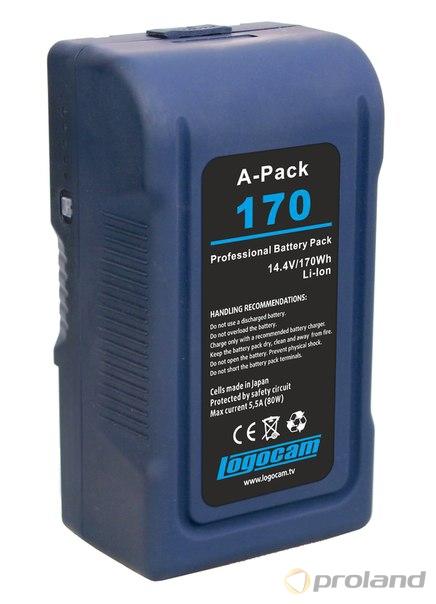 Logocam A-Pack 170