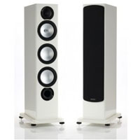 Monitor Audio Silver RX8 Piano White