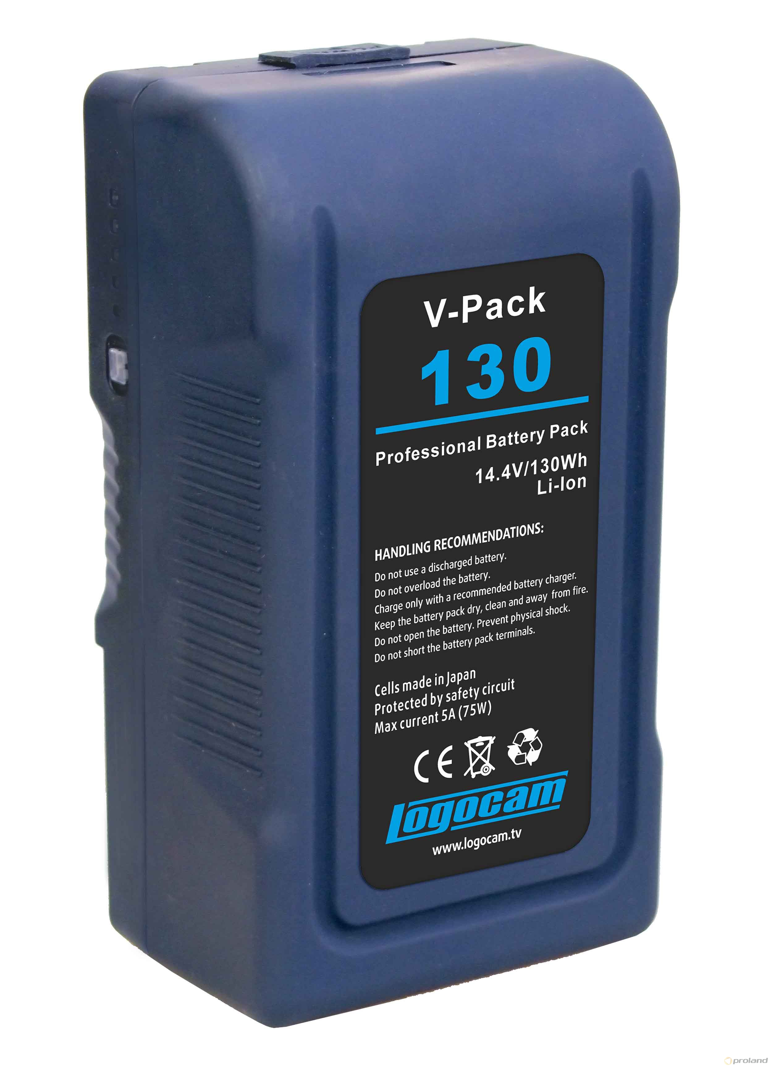 Logocam V-Pack 130
