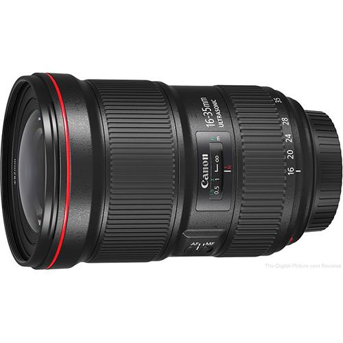 Canon EF16-35mm / 2.8L III USM