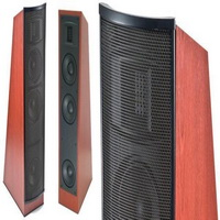 Martin Logan Preface dark cherry