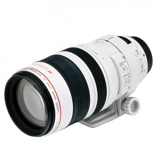 Canon EF100-400mm / 4.5-5.6L IS II USM