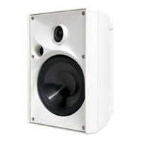 SpeakerCraft OE 6 One White Single #ASM80611