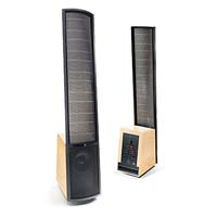 Martin Logan Vantage, maple