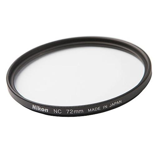 Защитный нейтральный фильтр Nikon 72mm NC