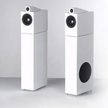 Morel Octave Signature Subwoofer Piano White