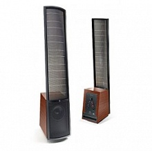 Martin Logan Theos, dark cherry/black alu