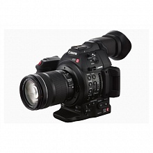 Canon EOS C100 Mark II Dual Pixel CMOS AF KIT EF-S18-135mm IS STM